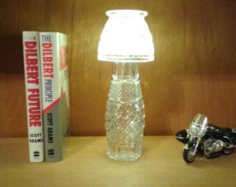 Glass Lamp, Night Light