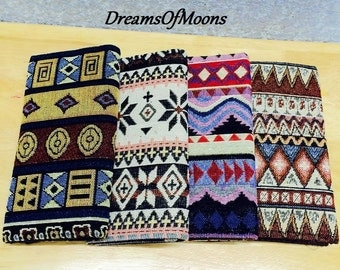 Women wallet from hand made with cotton