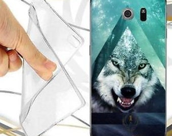 Dire wolf case cover for samsung galaxy s7