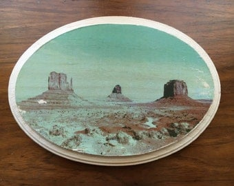 Monument Valley Photo Transfer Print