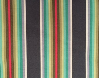CHIPPER TICK TOCK  Half Yard Stripe by Tula Pink