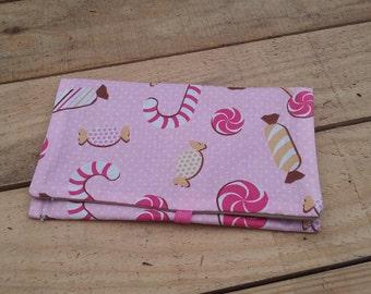 Tobacco cloth pouch