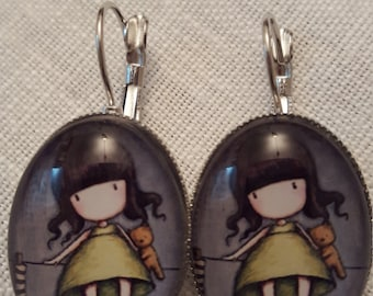 Little girl earrings