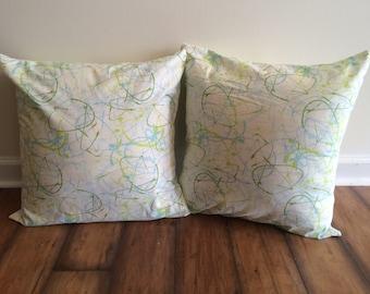 Decorative Pillow Slips