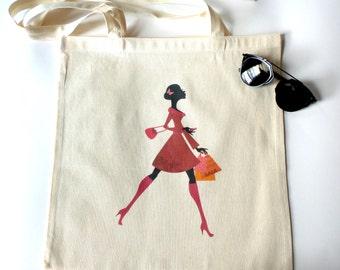 Tote Bag , Cotton Bag , Canvas Bag , Eco Bag .