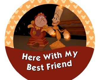 Here With My Best Friend – Beauty & The Beast