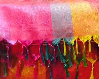 beautuful silk stole