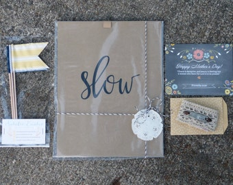 Slow Gift Set for Mother's Day