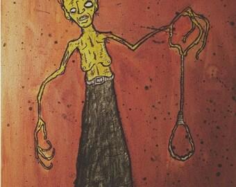 Hang-man