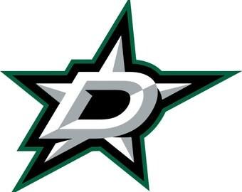 Dallas Stars Decal/Sticker