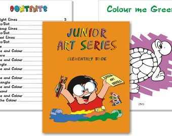 Junior Art Series - Elementary