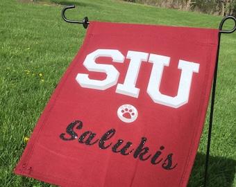 Southern Illinois University Garden Flag