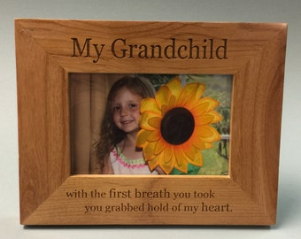 My Grandchild Frame