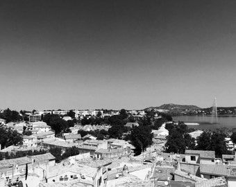 On the heights of Istres