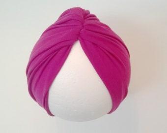 Gathered Turban