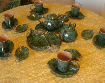 "Tea set ""Arden"" (for 6 persons)"