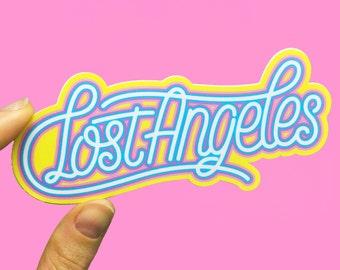 Lost Angeles Sticker
