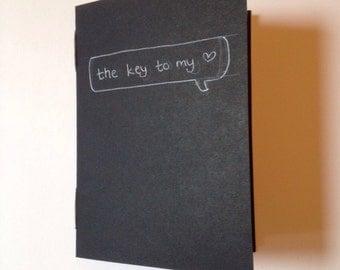 The Key to My Heart Zine