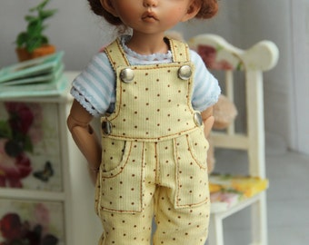 Outfit for BJD - overall for LittleFee by Fairyland