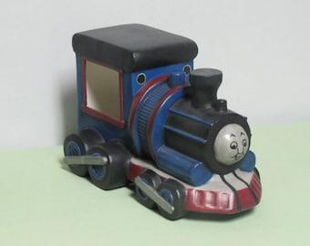 Thomas The Train Decorative Train 3 Piece Train Set Kids Room Decor