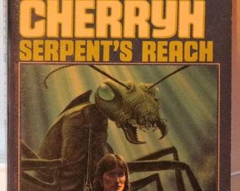 Serpent's Reach, C. J. Cherryh, 1980