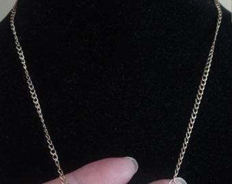 14k Gold 2.5ct Diamond Dangle Necklace 10.1 Grams