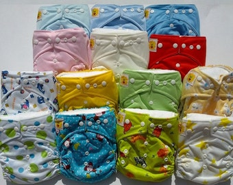 Cloth diaper (personalized)