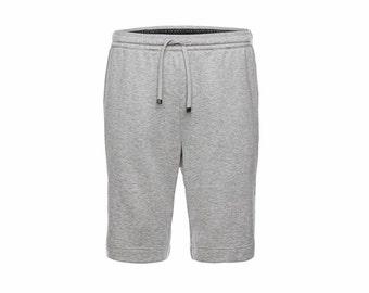 Hugo Boss Green Headlo 50307937 059 Grey Shorts