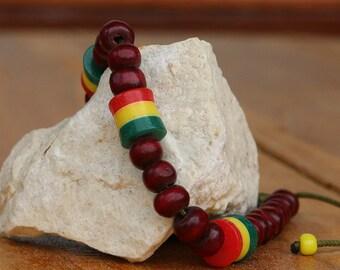 Adjustable Bracelet Hand Made in Nepal - 0078