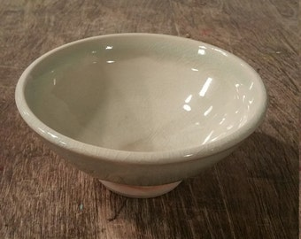 Small Ceramic Serving Bowl - G048
