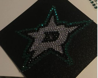 Graduation Cap Descorative Top