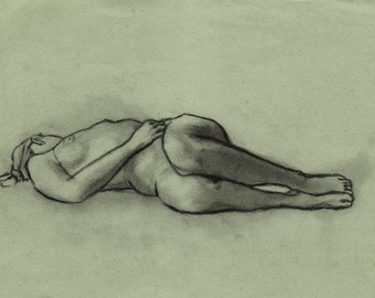 March 2012 - Life Drawing