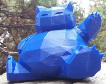 Snorlax 3D Print