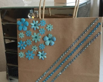 Hand crafted gift bag