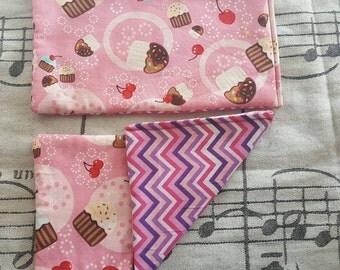 Cupcakes Strap Pads