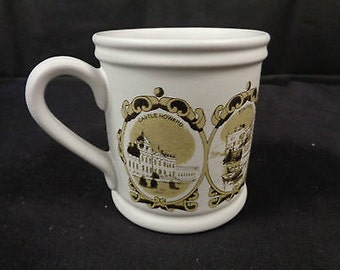 Denby Mug - Yorkshire - Cleveland & Humberside Collectable - Mint