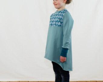 Dress, tunic, autumn winter spring, 62-146