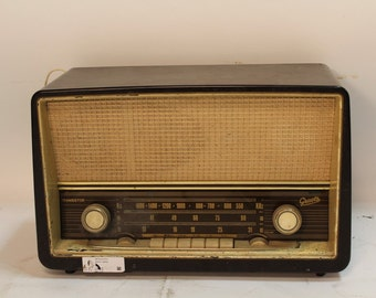 Vintage decor - Radio