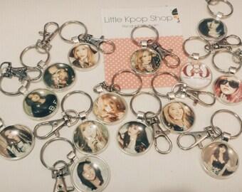 Girls Generation Keychains