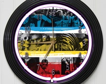 Unique Police Wall Clock Related Items Etsy
