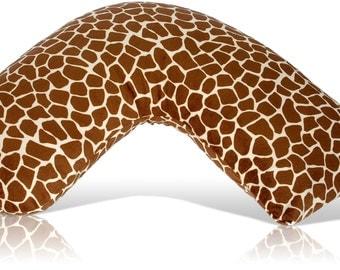 Baby Nursing pillow cover, Giraffe pillow cover for Bosom Baby nursing pillow,Made in USA