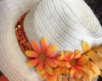 My Lil Sunflower Hat