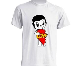 t-shirt love is