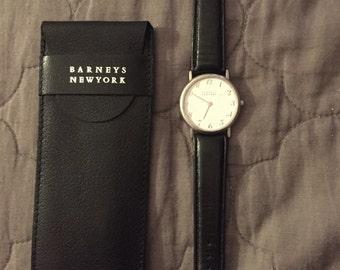 Limited Edition Barney's New York First Run Signature Women's Wrist Watch