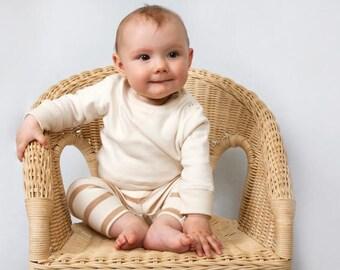 Babies Organic Cotton Sweat Top