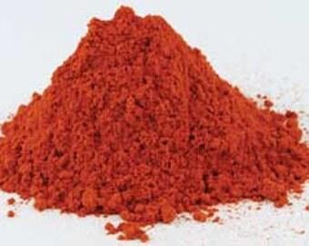 Sandalwood Powder, Red (pterocarpus Santalinus)