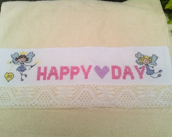 Towel Happy Day