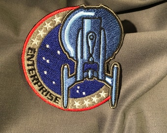 Star Trek Enterprise NX-01 patch