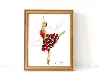 Charismatic Ballerina