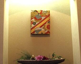 Tapestry (Wall Art)  KImono (Obi)  Japan  0000016
